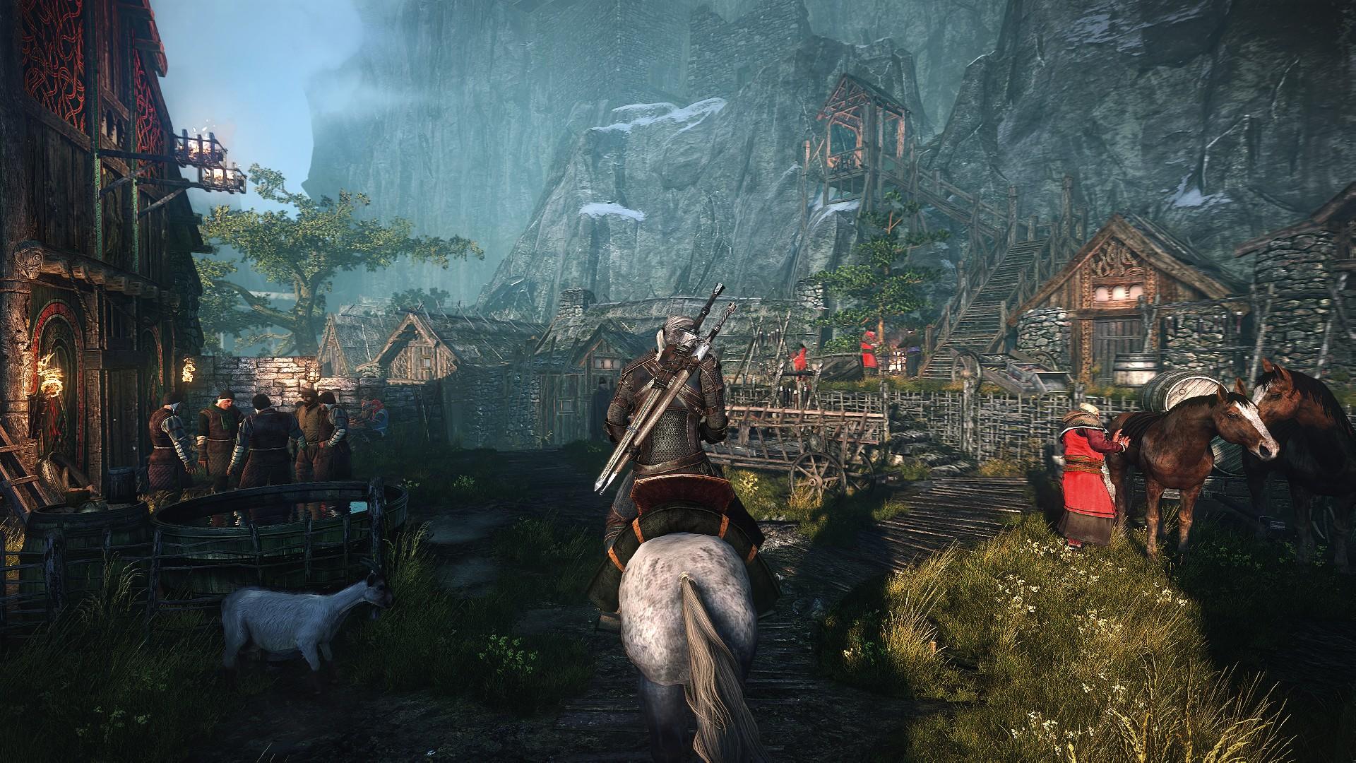 The Witcher 3 EGLA