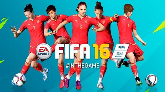 fifa team girls
