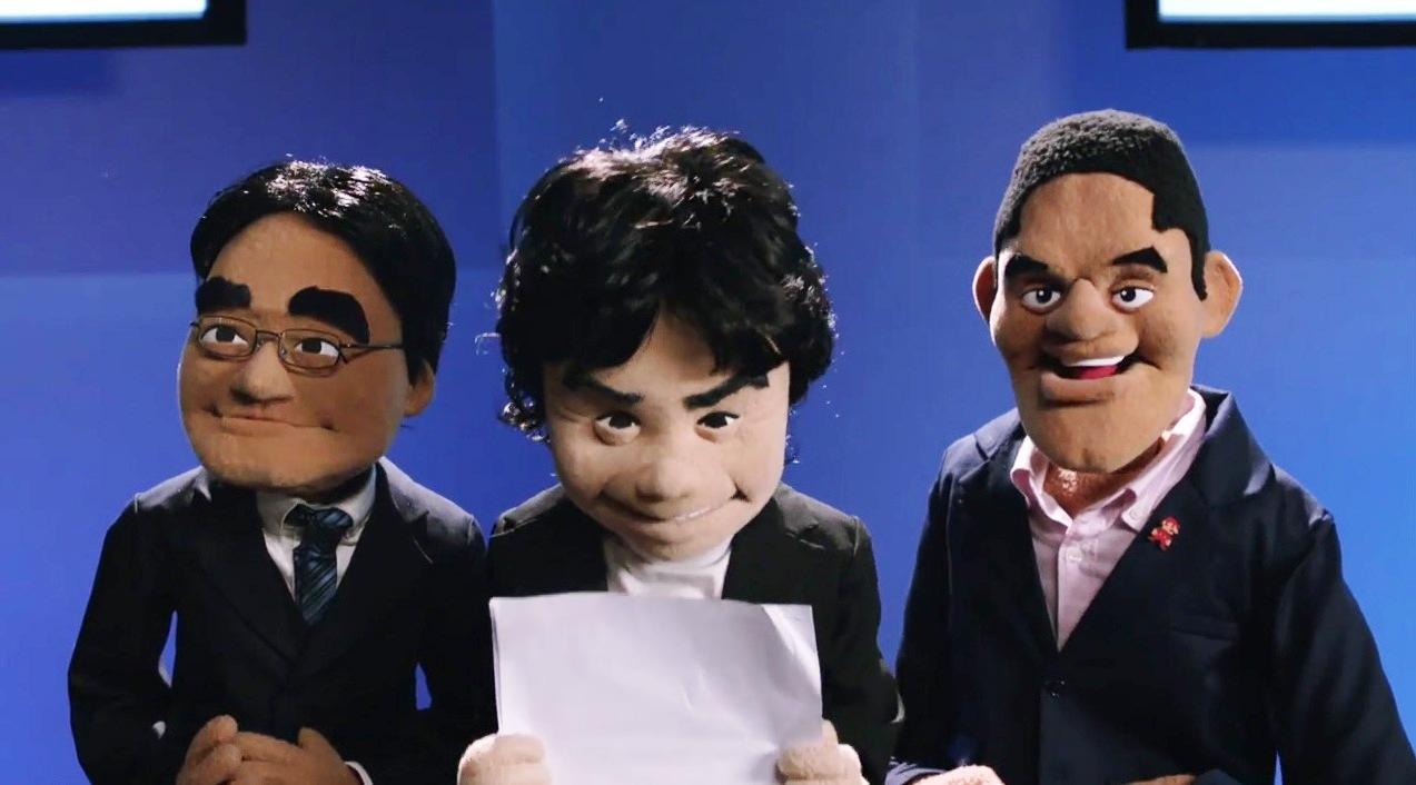 Nintendo Muppets