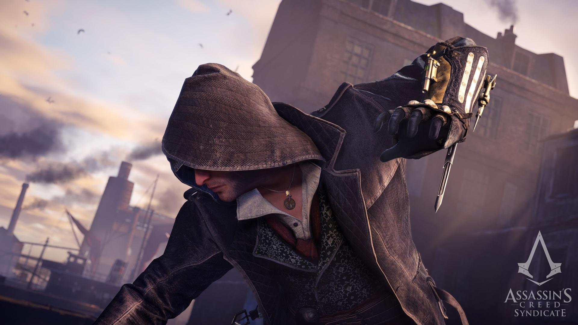 Assassins Creed Syndicate Jacob EGLA