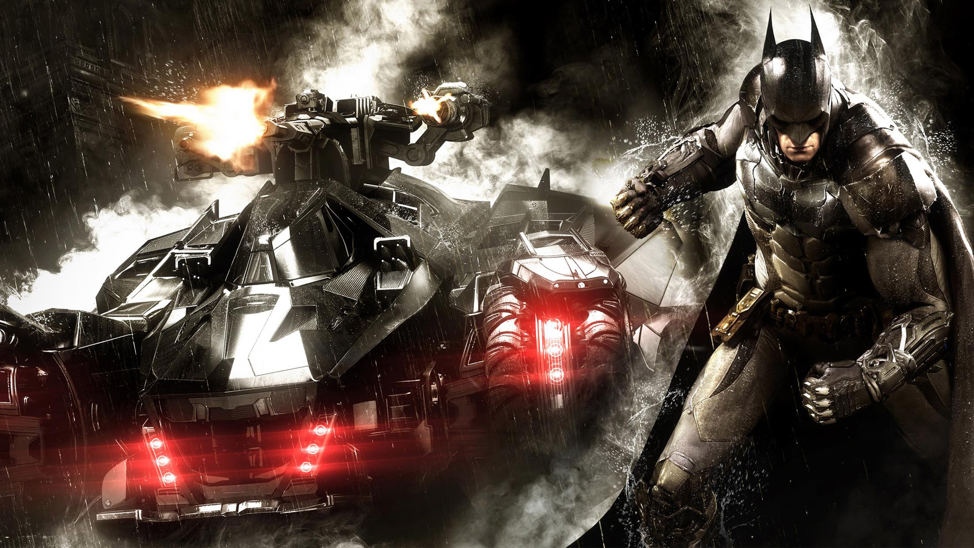 Batman Arkham Knight EGLA