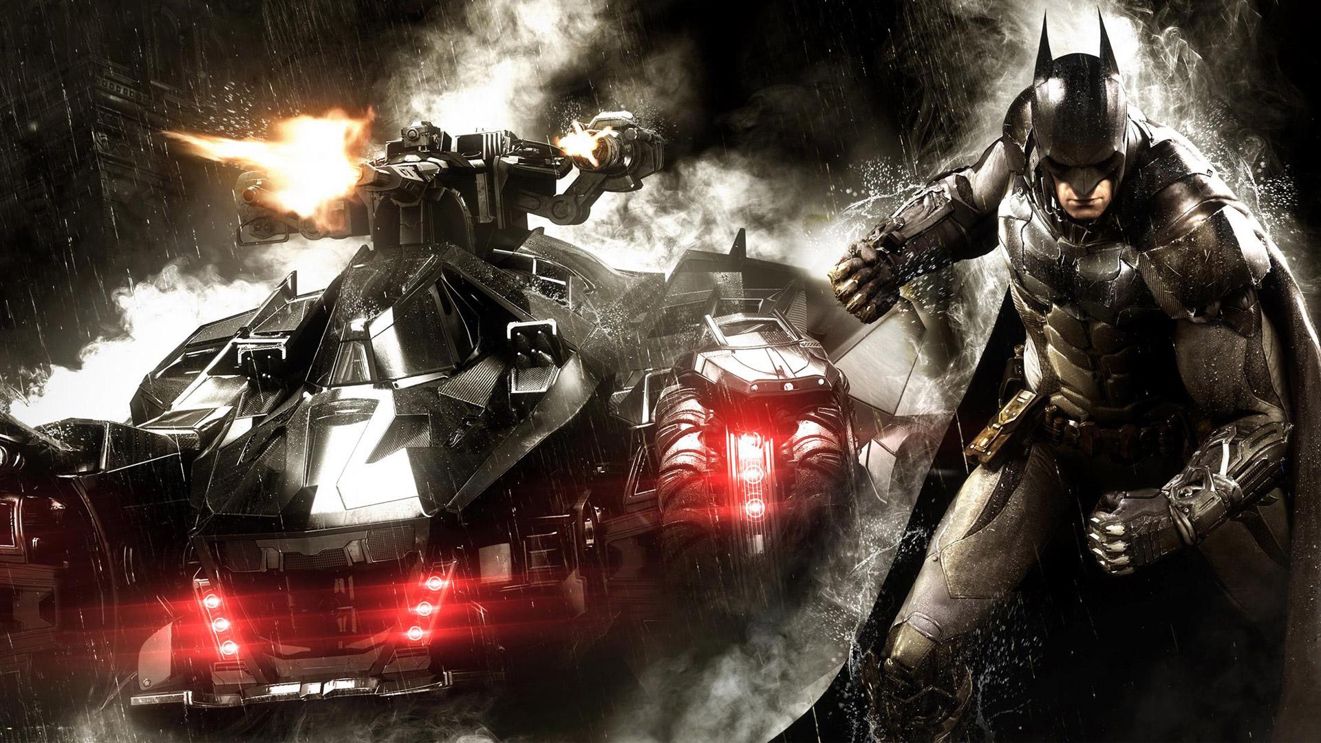 Batman Arkham Knight EGLA