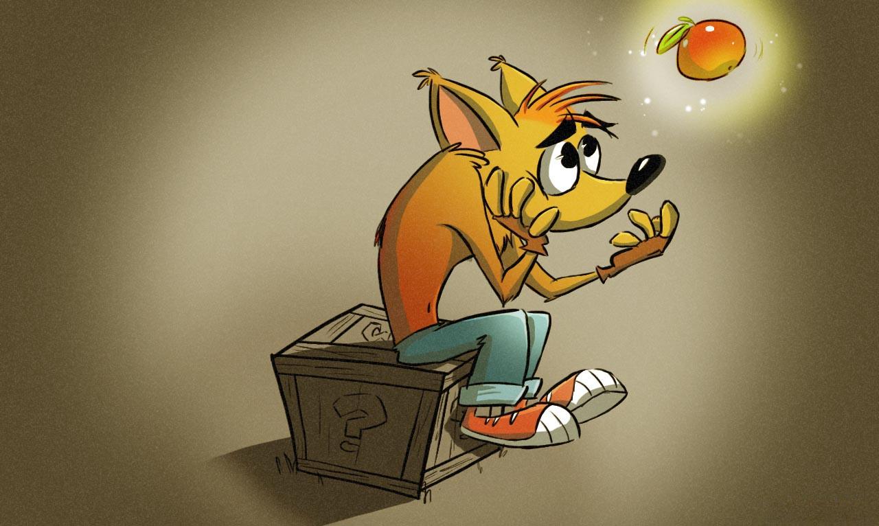 Crash Bandicoot EGLA