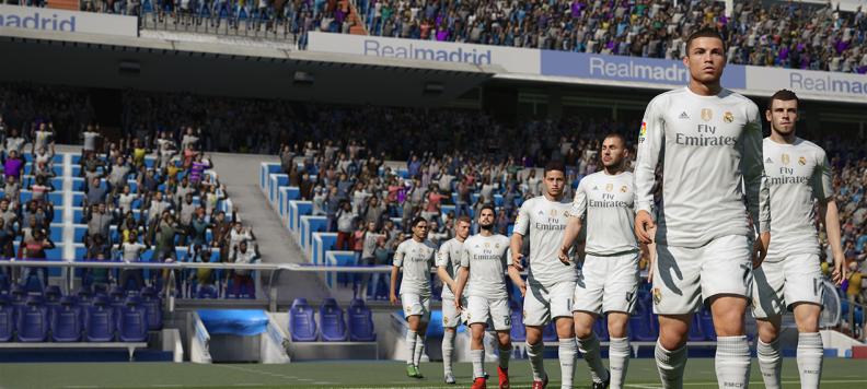 FIFA 16 Real Madrid Partnership EGLA
