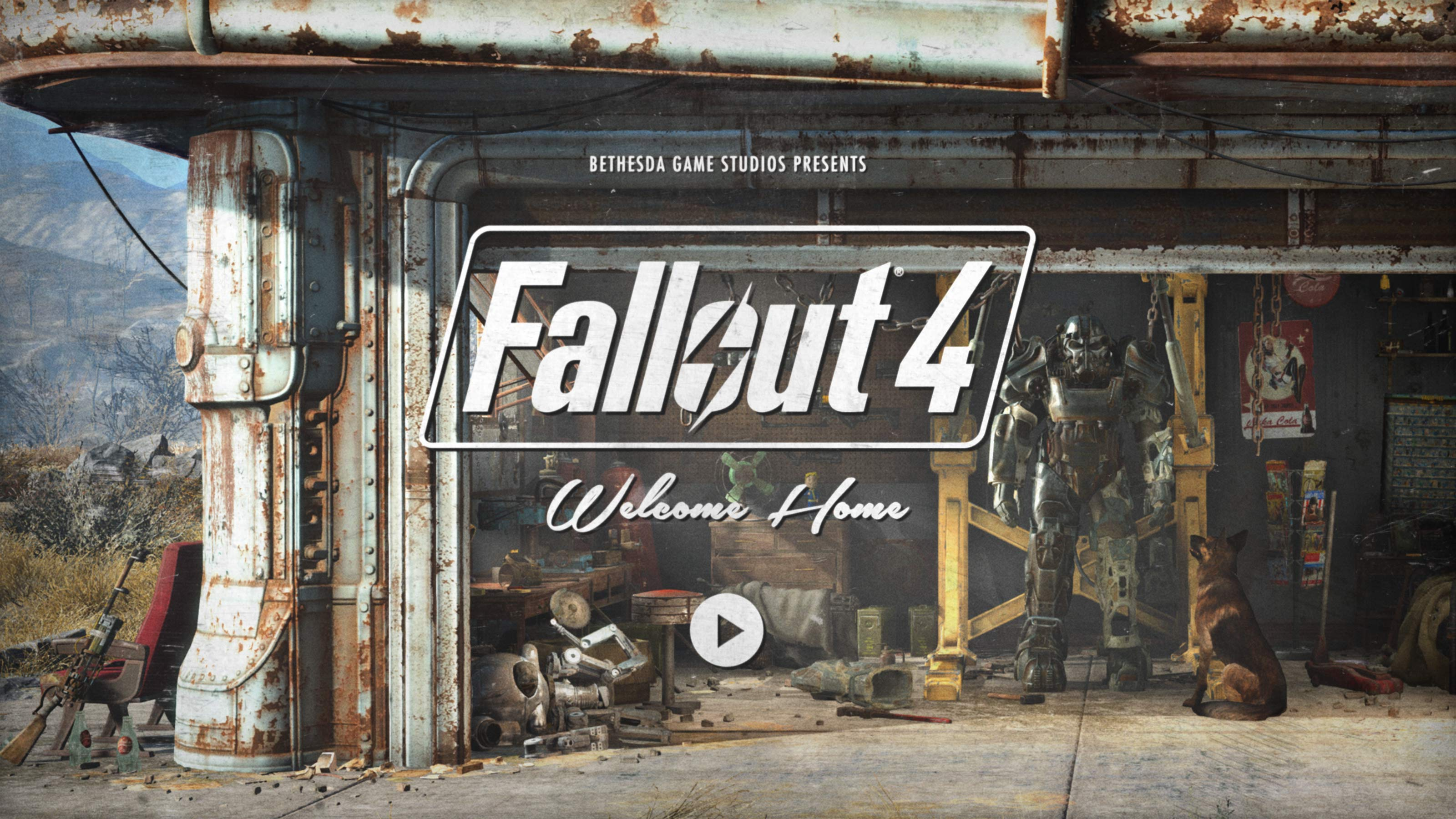 Fallout 4 garaje EGLA