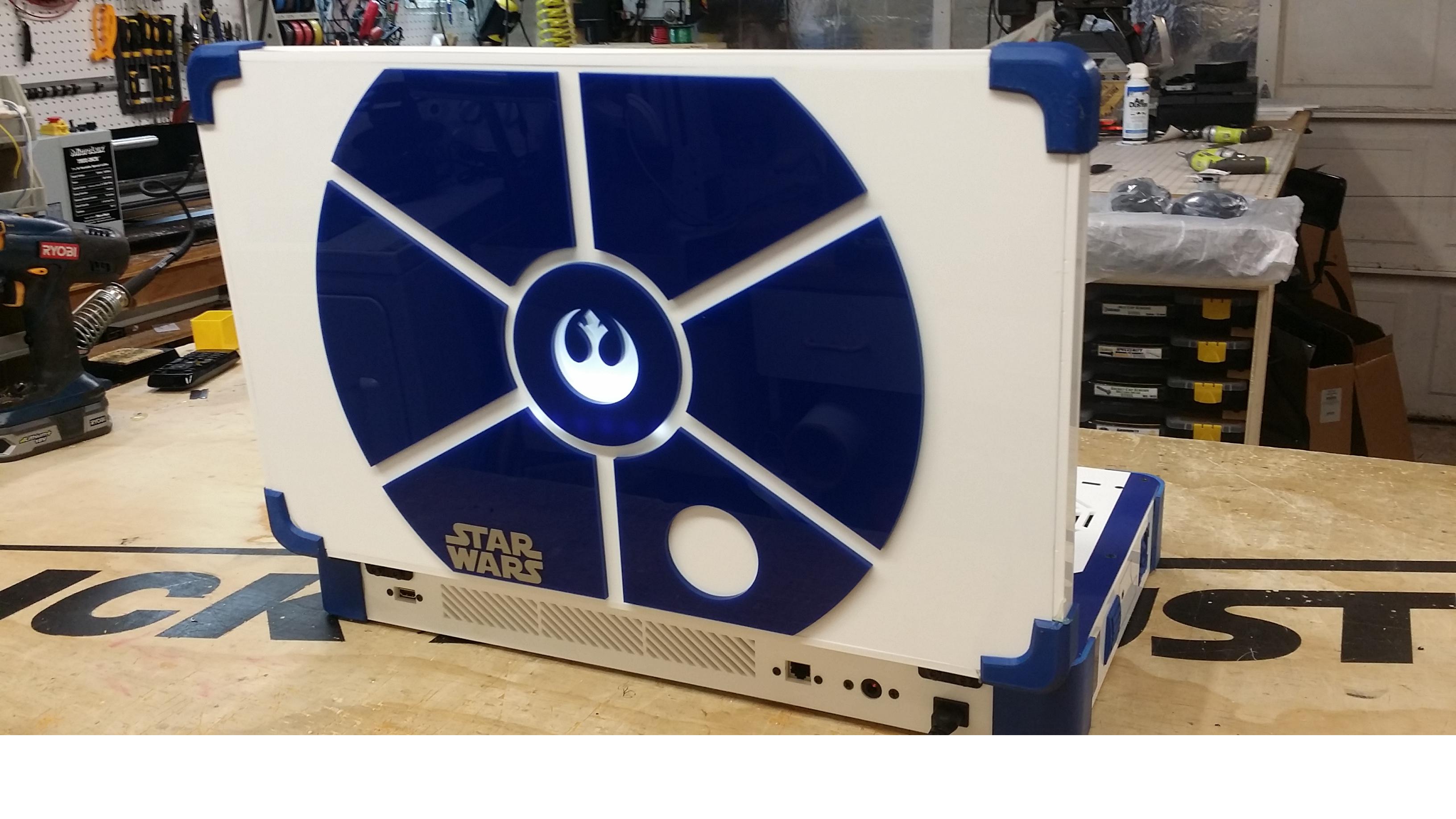 Playbook 4 R2-D2 Ps4 EGLA