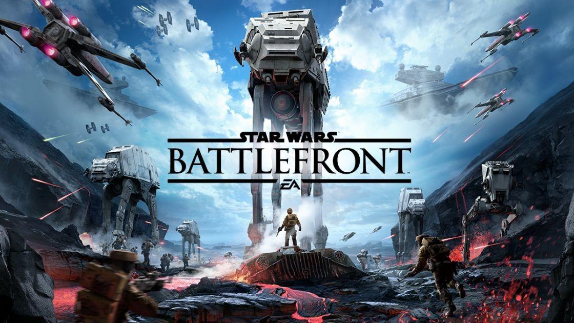 Star Wars Battlefront EA EGLA