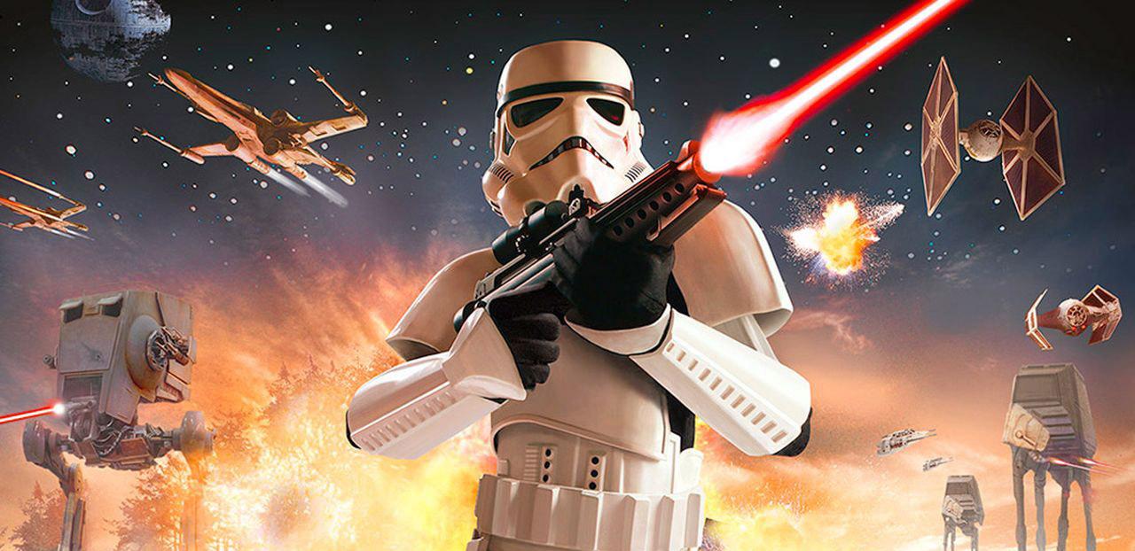 Star Wars Battlefront Fan Art EGLA