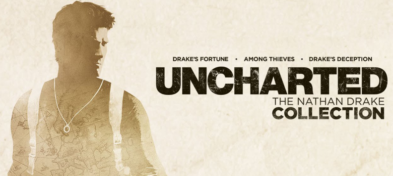 Uncharted: The Nathan Drake Collection EGLA