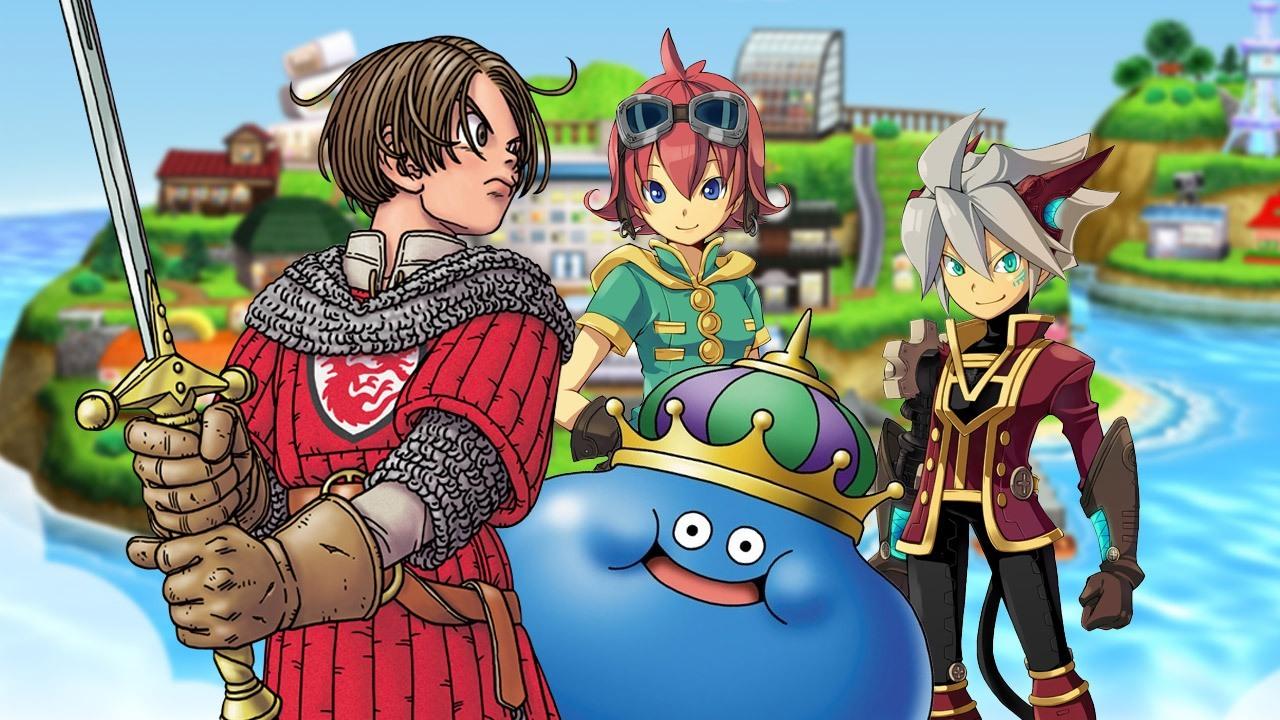 Dragon Quest X wallpaper