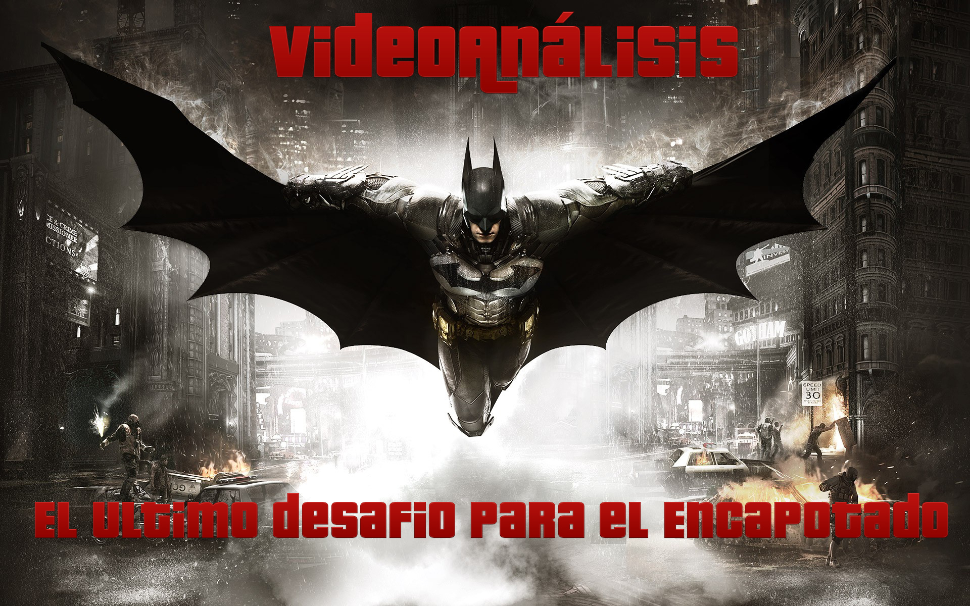 videoanalisis batman