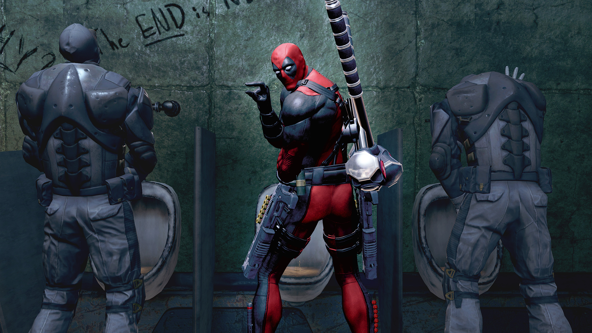 Deadpool Egla