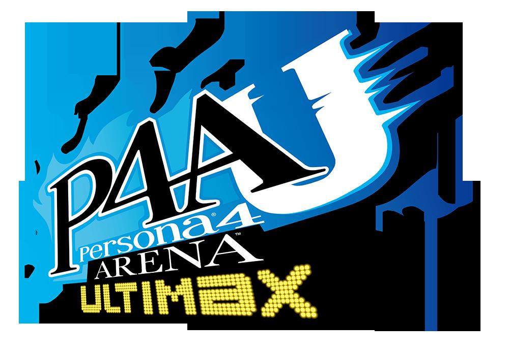Persona 4 Arena Ultimax logo