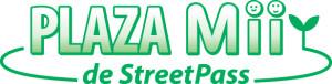Plaza Mii Street Pass logo