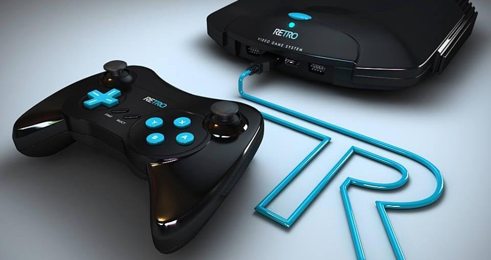 Retro VGS consola original