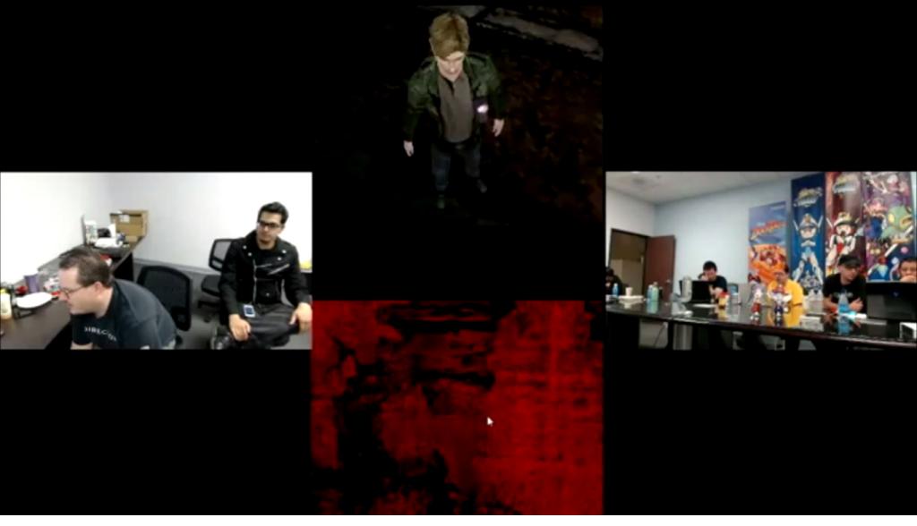 Silent Hill DS Wayfoward 2