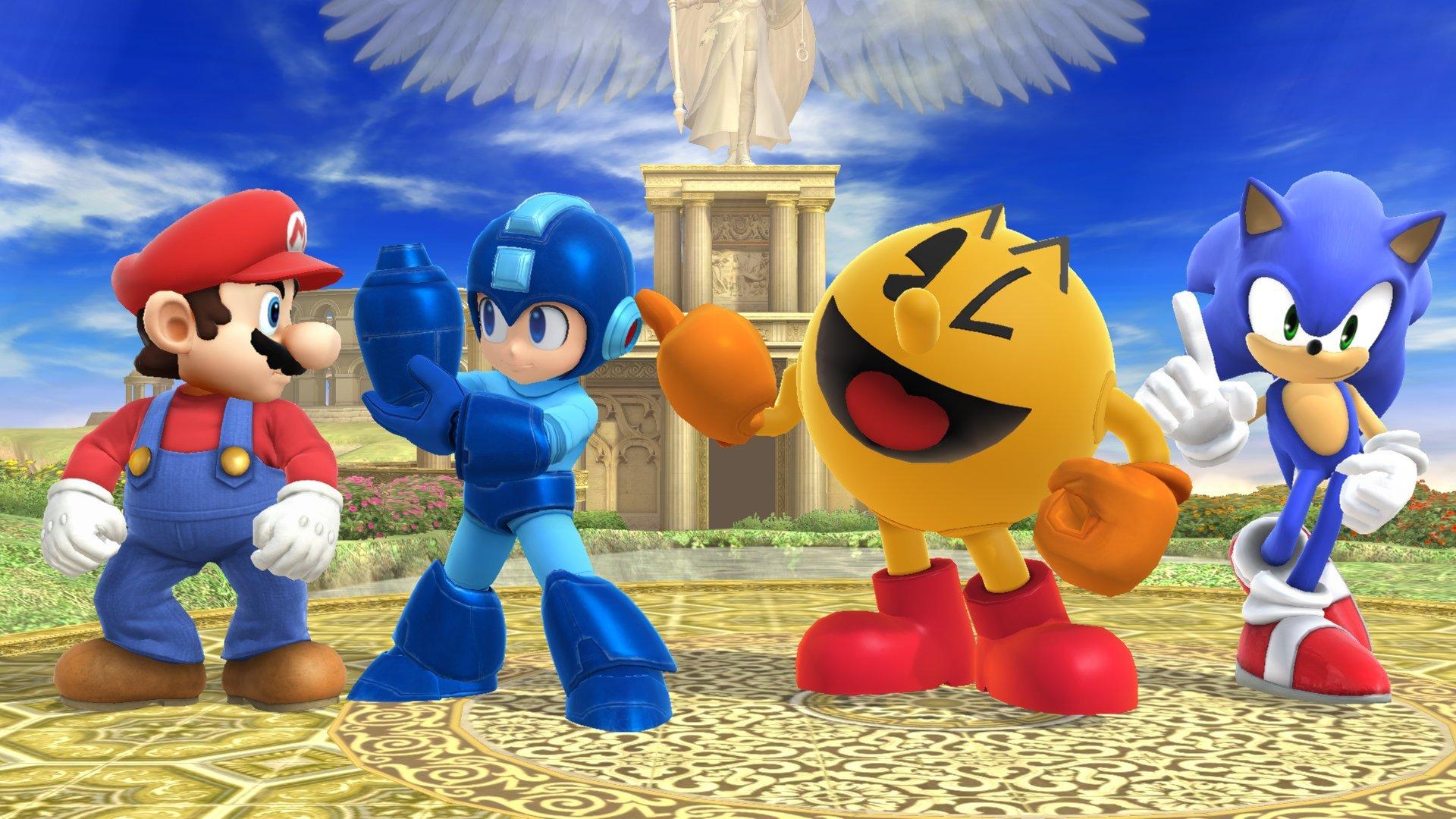 Nintendo Despide Smash generaciones