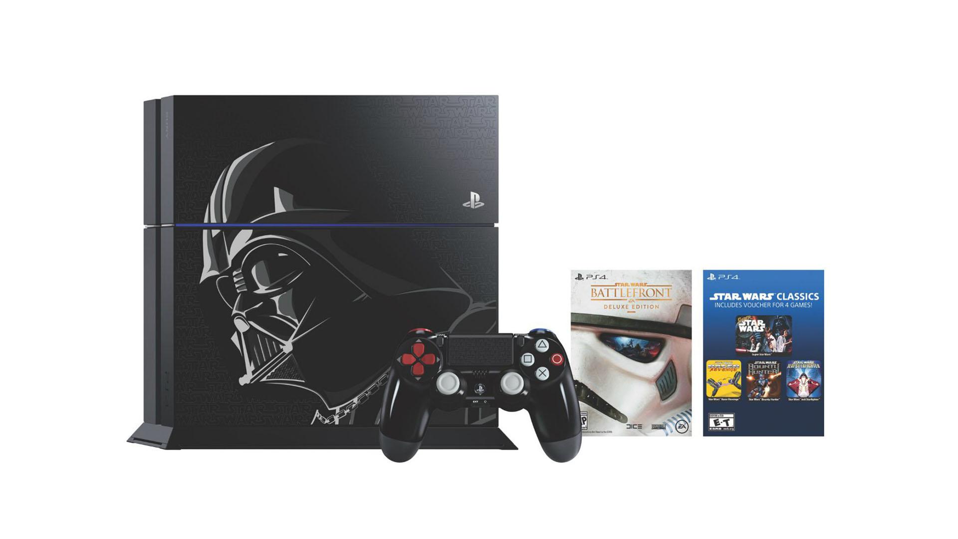 Star Wars Battlefront Darth Vader Ps4
