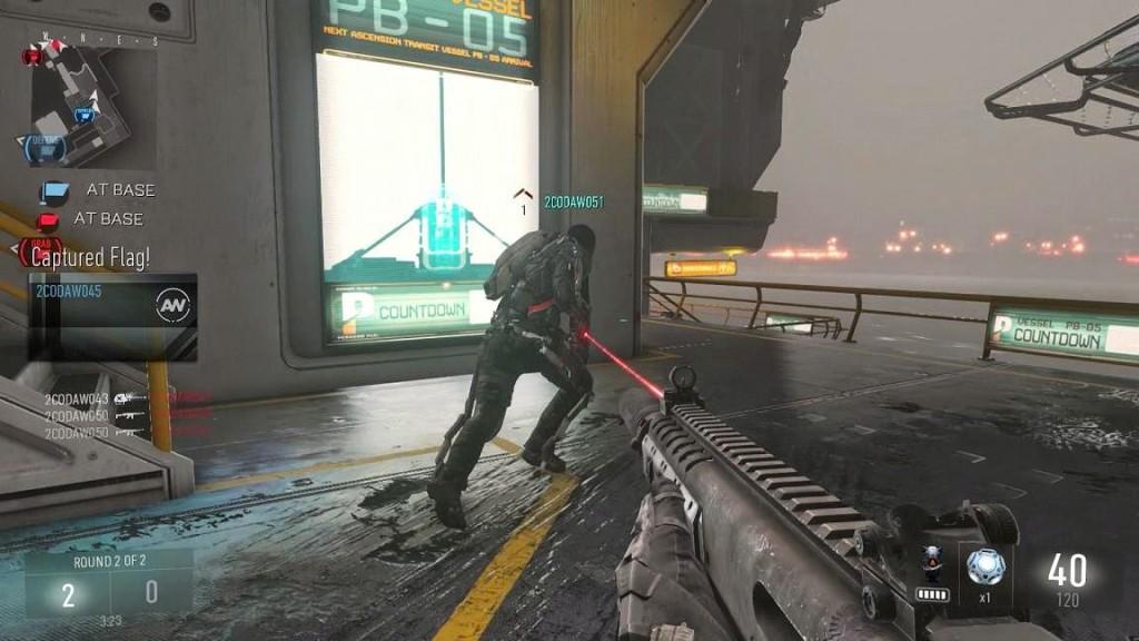 Analisis Call of Duty: Advanced Warfare 3 Egla