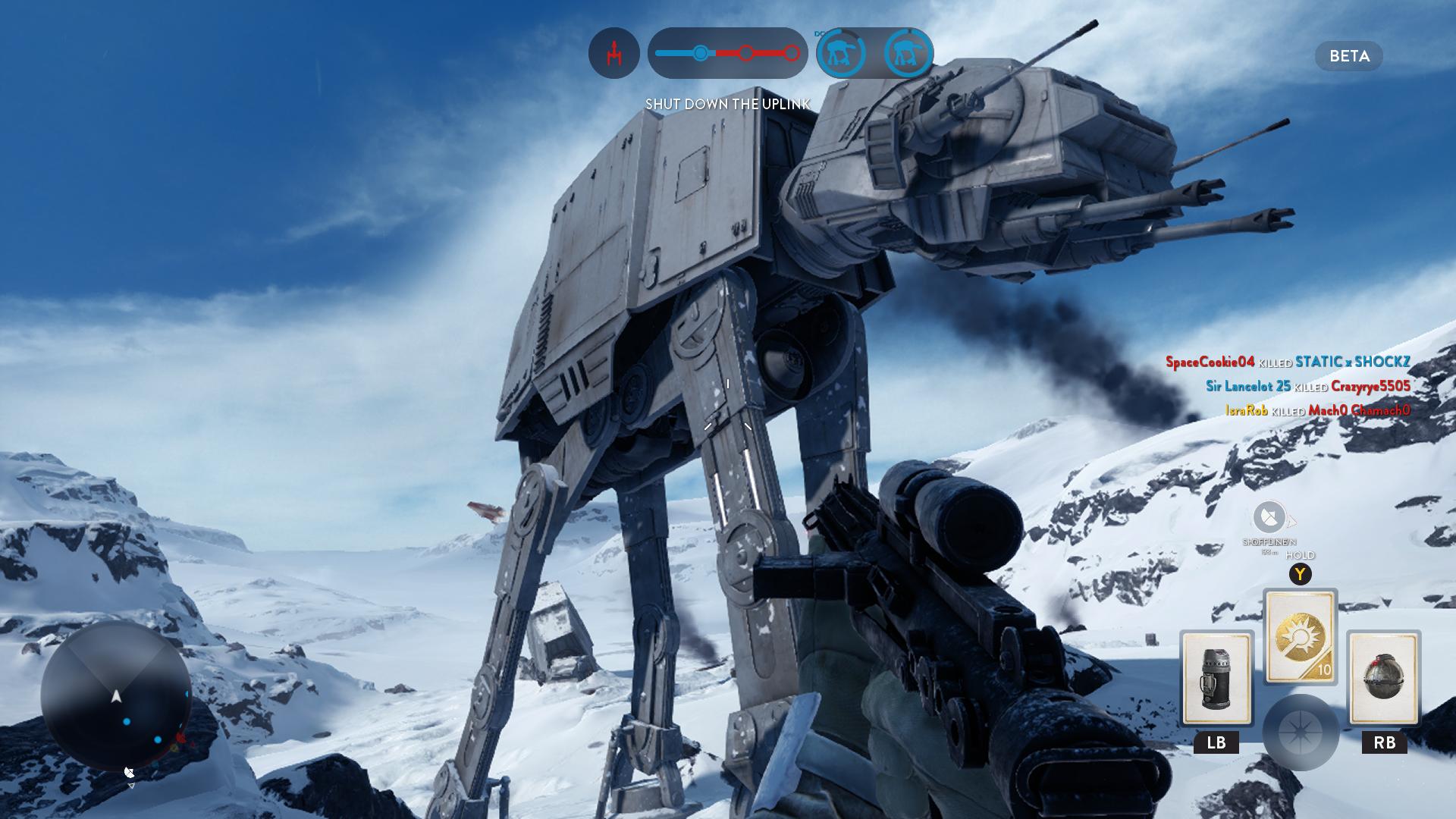 Star Wars Battlefront Beta (4