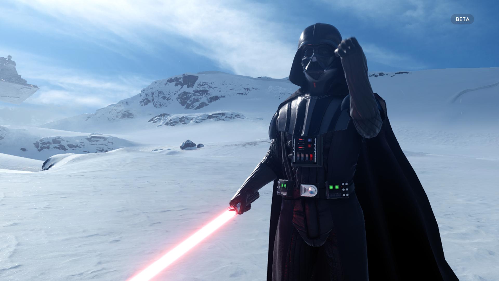 Star Wars Battlefront Beta (2