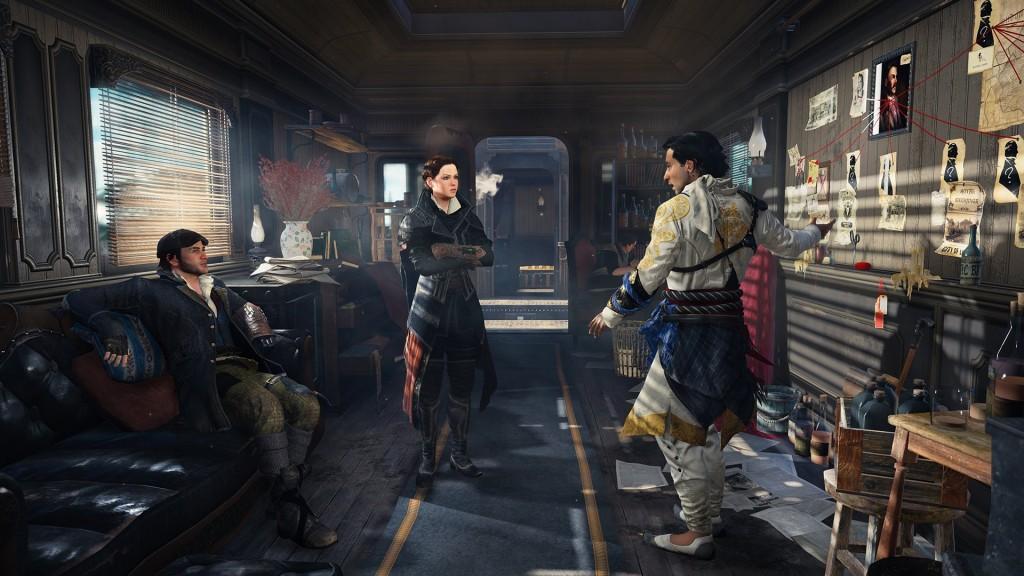 Assassins Creed Syndicate EGLA