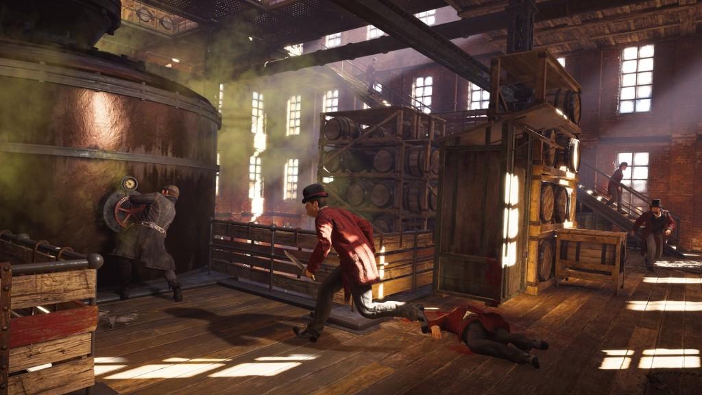 Assassins Creed Syndicate EGLA2