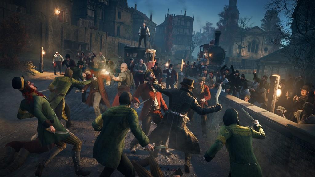 Assassins Creed Syndicate EGLA5