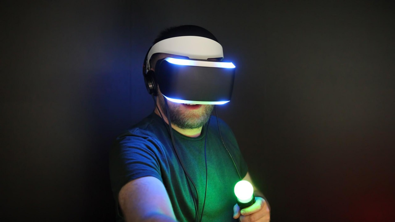 Playstation VR EGLA