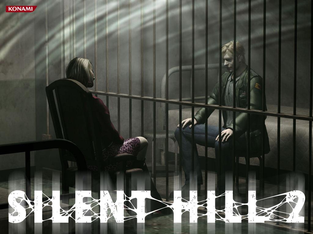 Silent-Hill-2 survival horror