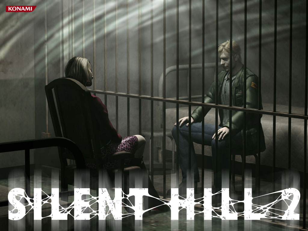 Silent-Hill-2 survival horror