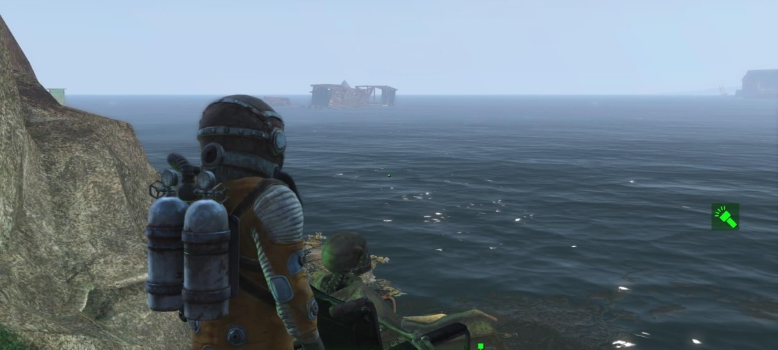 Fallout 4 fondo marino mapa 4