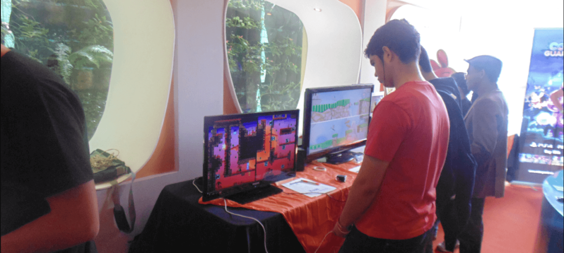 Game-Con costa rica 2015 juegos costarricenses