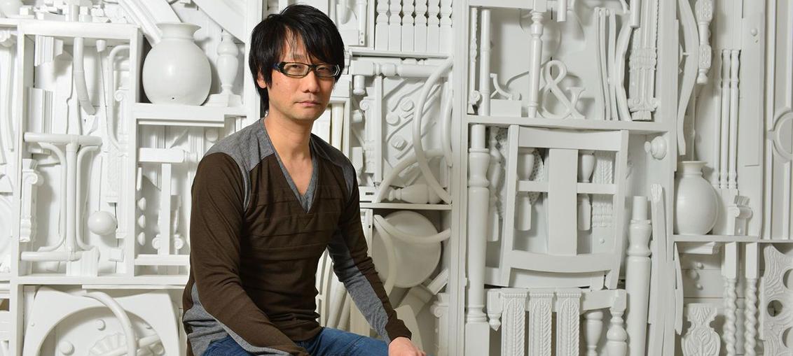 Hideo Kojima EGLA