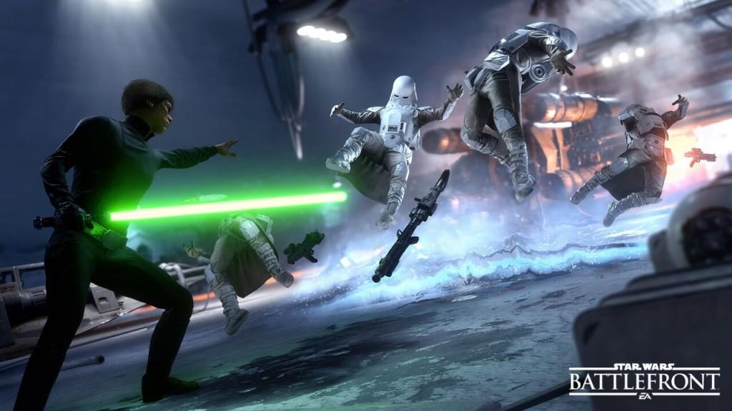 Star Wars Battlefront heroes