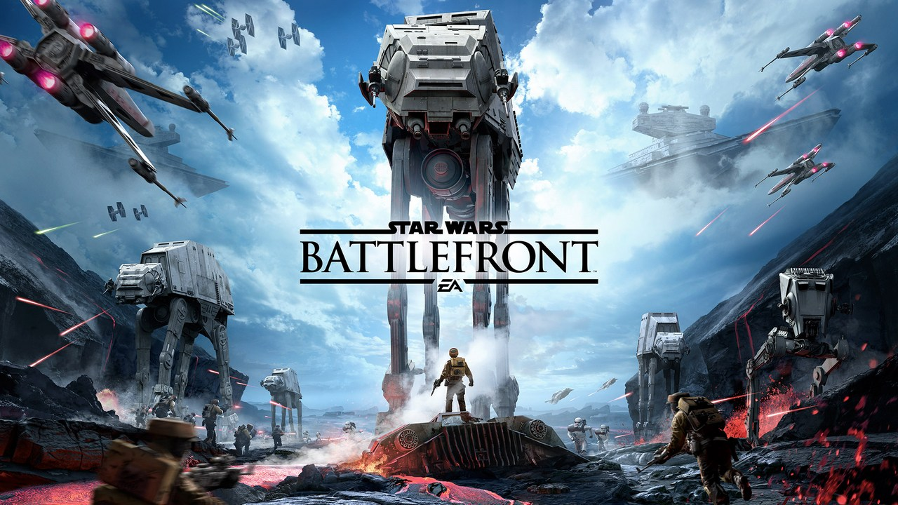 Star Wars Battlefront wallpaper estadogamerla