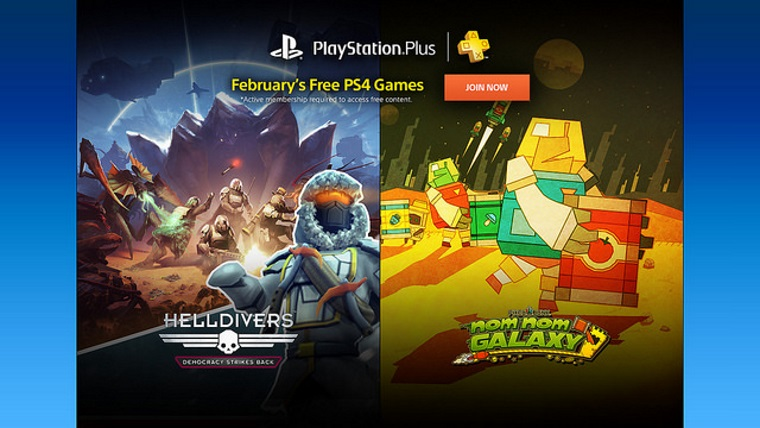 Playstation plus febrero 2016