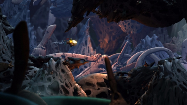 Song of the deep 5