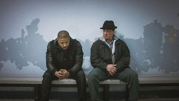 Creed - Jordan y Stallone