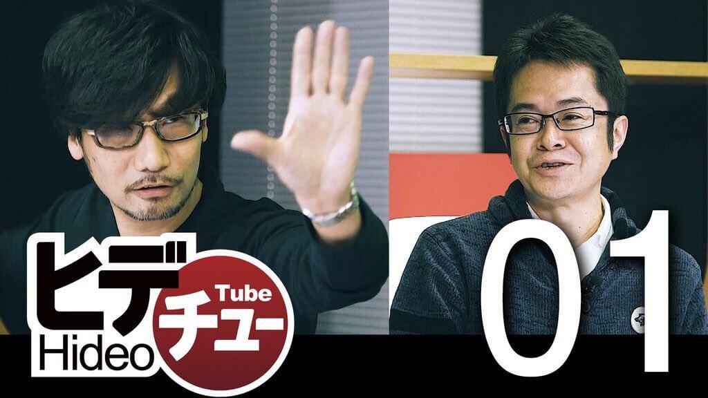 Hideo Kojima Hideo Tube
