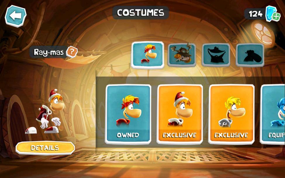 Rayman Adventures 3