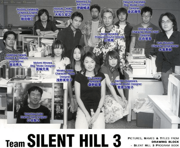 Team Silent Hill