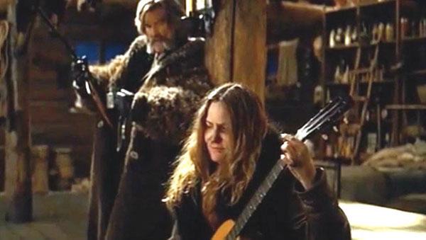 The Hateful Eight - Guitarra