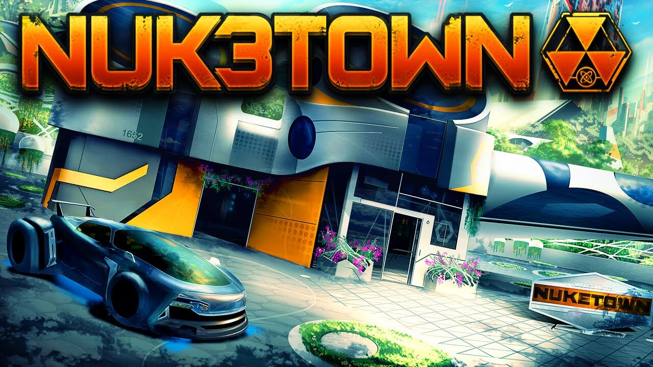 Nuketown black ops 3