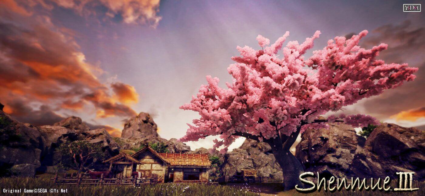 Shenmue 3 MAGIC