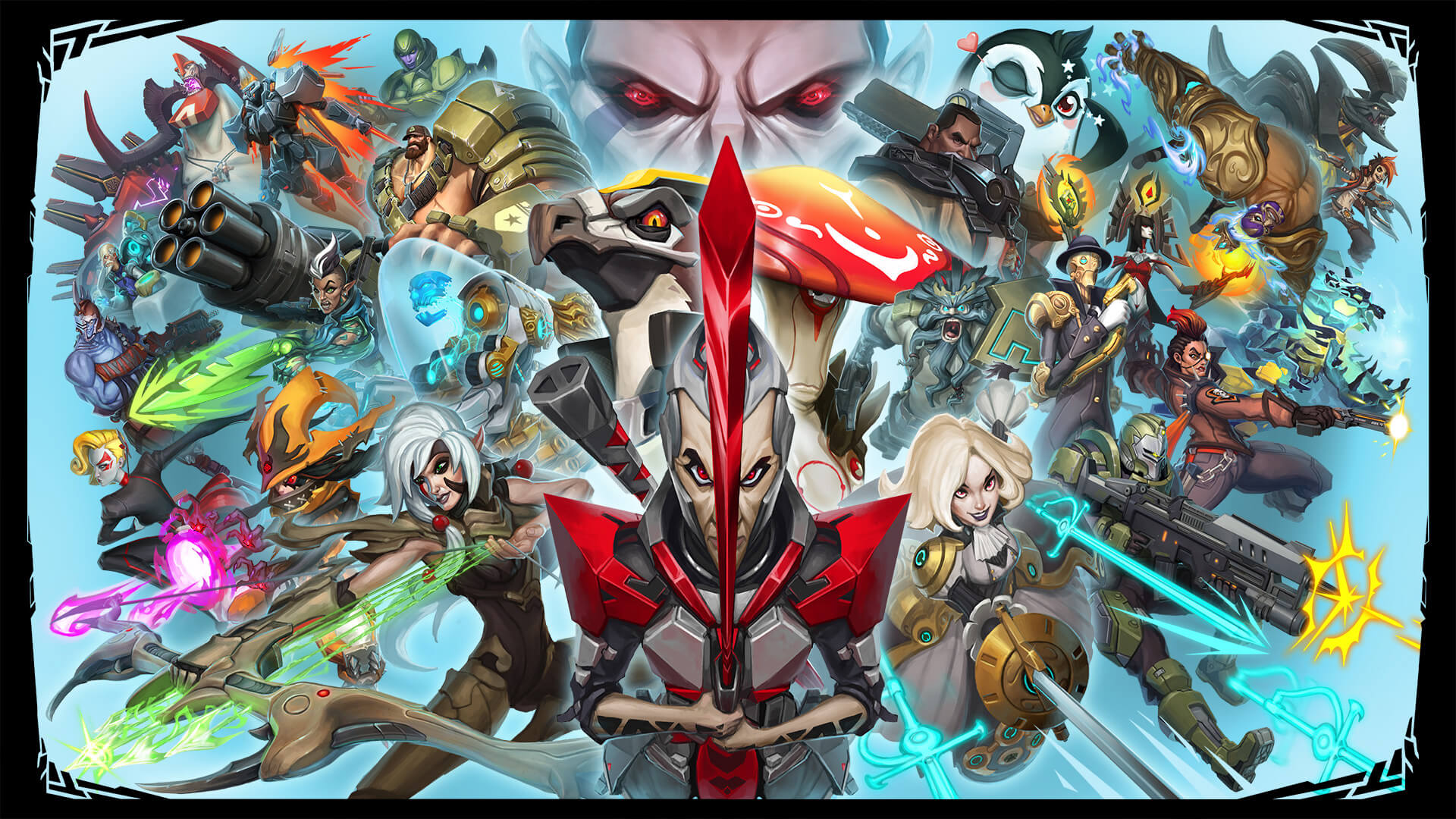 Battleborn wallpaper