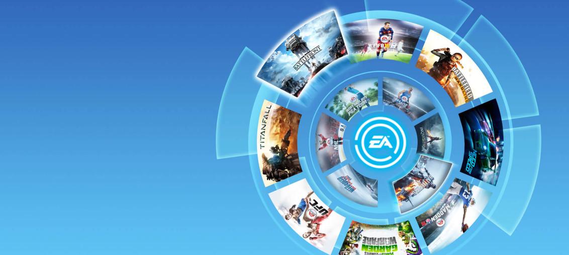 EA Origin Access