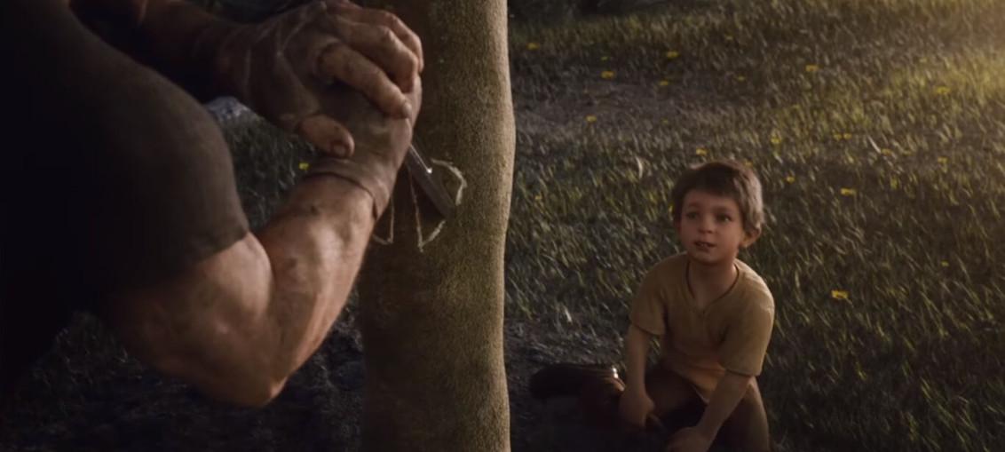 Gears of War 4 JD fenix y el padre