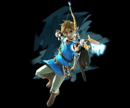 Link Legend of zelda wii u nx