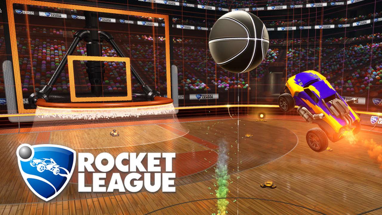Rocket League Baloncesto